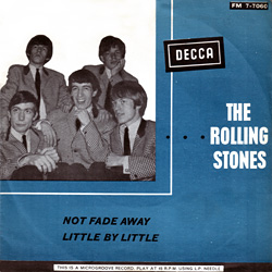 The Rolling Stones : Not Fade Away - South Africa / Rhodesia 1964