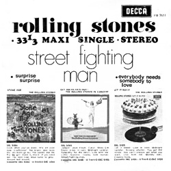 The Rolling Stones : Street Fighting Man - South Africa 1973