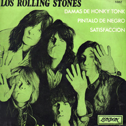 The Rolling Stones : Satisfaction - Argentina 1971