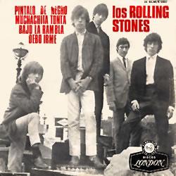 The Rolling Stones : Paint It, Black - Argentina 1966