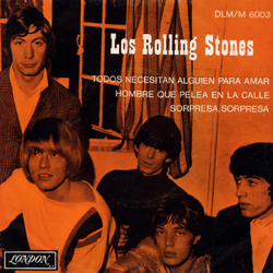 The Rolling Stones : Street Fighting Man - Argentina 1971