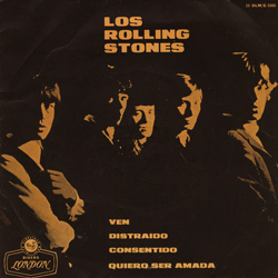 The Rolling Stones : Come On - Argentina 1965
