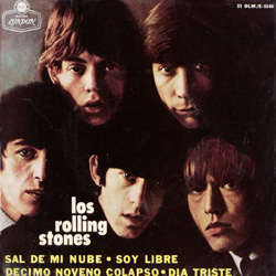 The Rolling Stones : Get Off Of My Cloud - Argentina 1966