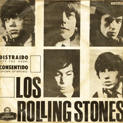 The Rolling Stones : Off The Hook - Argentina 1964