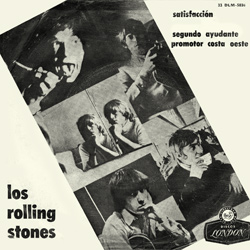 The Rolling Stones : Satisfaction - Argentina 1965