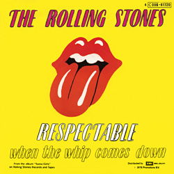 The Rolling Stones : Respectable - Belgium 1978