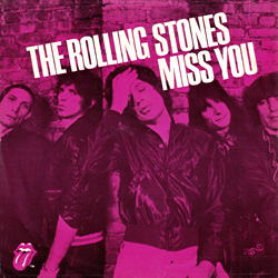 The Rolling Stones : Miss You - Belgium 1978