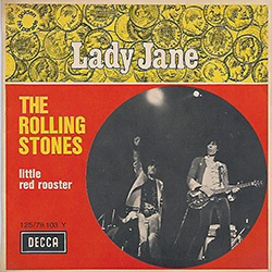 The Rolling Stones : Lady Jane - France / Belgium 1970
