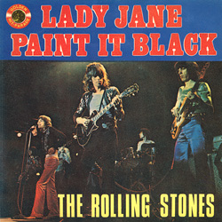 The Rolling Stones : Lady Jane - Belgium 1973
