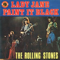 The Rolling Stones : Lady Jane - Belgium 1973