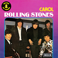 The Rolling Stones : Carol - Belgium 1973