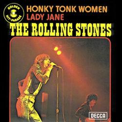 The Rolling Stones : Honky Tonk Women - Belgium 1972
