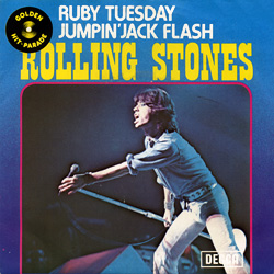 The Rolling Stones : Jumpin' Jack Flash - Belgium 1979