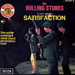 The Rolling Stones : Satisfaction - Belgium 1973