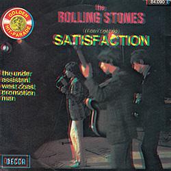 The Rolling Stones : Satisfaction - Belgium 1973
