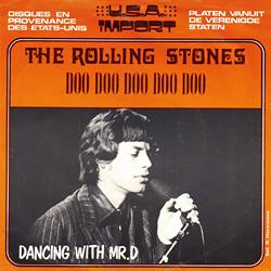 The Rolling Stones : Doo Doo Doo Doo Doo (Heartbreaker) - Belgium / USA 1973