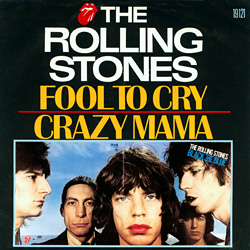 The Rolling Stones : Fool To Cry - Belgium 1976