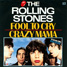 """The Rolling Stones : Fool To Cry, 7"""" single from Belgium - 1976"""