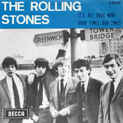 The Rolling Stones : It's All Over Now - Belgium 1964