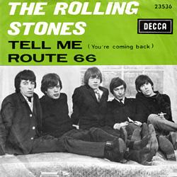 The Rolling Stones : Tell Me - Belgium 1964