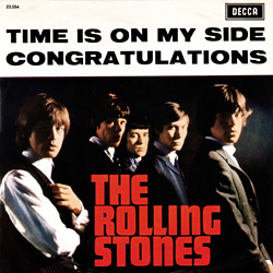 The Rolling Stones : Time Is On My Side - Belgium 1964