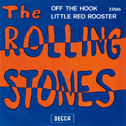 The Rolling Stones : Little Red Rooster - Belgium 1964