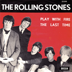 The Rolling Stones : The Last Time - Belgium 1965