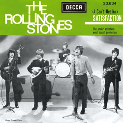 The Rolling Stones : Satisfaction - Belgium 1965