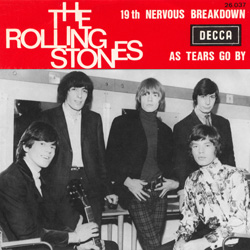 The Rolling Stones : 19th Nervous Breakdown - Belgium 1966