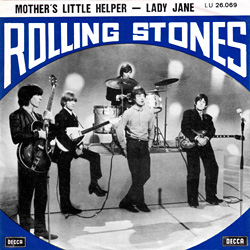 The Rolling Stones : Mother's Little Helper - Belgium 1966