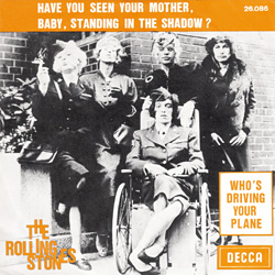 The Rolling Stones : Have You Seen Your Mother, Baby, Standing In The Shadow ? - Belgium 1966