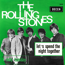 The Rolling Stones : Let's Spend The Night Together - Belgium 1967