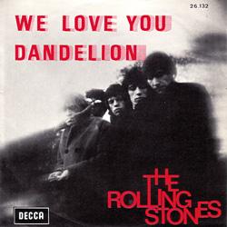 The Rolling Stones : We Love You - Belgium 1967