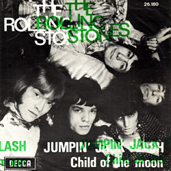 The Rolling Stones : Jumpin' Jack Flash - Belgium 1968