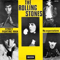 The Rolling Stones : Street Fighting Man - Belgium 1968