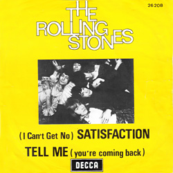 The Rolling Stones : Satisfaction - Belgium 1968