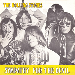 The Rolling Stones : Sympathy For The Devil - Belgium 1973