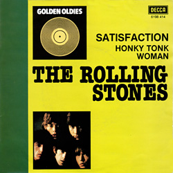 The Rolling Stones : Satisfaction - Belgium 1978