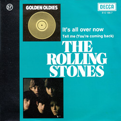 The Rolling Stones : It's All Over Now - Belgium 1986