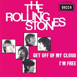 The Rolling Stones : Get Off Of My Cloud - Belgium 1965