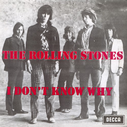 The Rolling Stones : I Don't Know Why - Belgium 1975