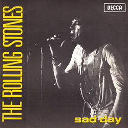 The Rolling Stones : Sad Day - Belgium 1973