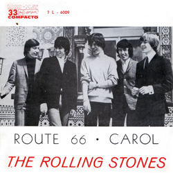 The Rolling Stones : Route 66 - Brazil 1964