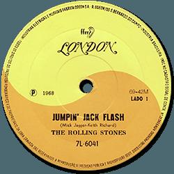 The Rolling Stones : Jumpin' Jack Flash - Brazil 1968