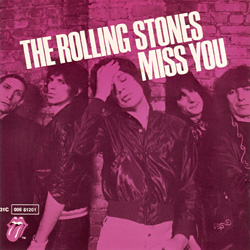The Rolling Stones : Miss You - Brazil 1978