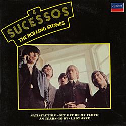 The Rolling Stones : 4 Sucessos - Brazil 1981