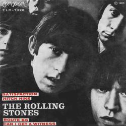 The Rolling Stones : Satisfaction - Brazil 1965