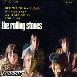 The Rolling Stones : Get Off Of My Cloud - Brazil 1966
