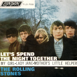 The Rolling Stones : Let's Spend The Night Together - Brazil 1967