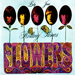 The Rolling Stones : Lady Jane - Brazil 1967